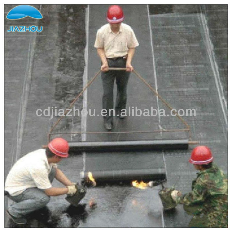 Asphalt roofing waterproof membrane/Aluminum Foil Coated with PP Nonwoven