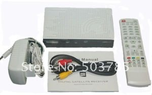 Original Skybox S12 HD Receiver Decoder DVB-S2 Support Many Langueses