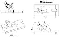 Fixture, design, mold processing, 2 d 3 d drawing, customized, CNC processing