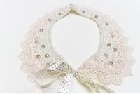 мин заказ 15$ моды стиль очаровательный кружевной ложных воротник ожерелье cg2578