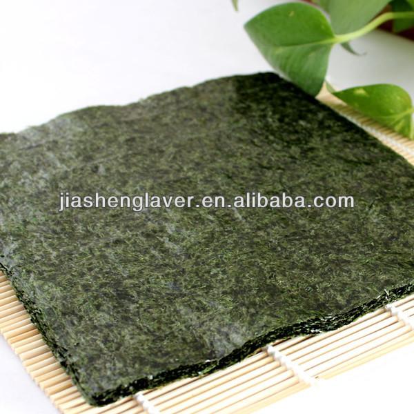 50 aromatizado pedaços de algas nori