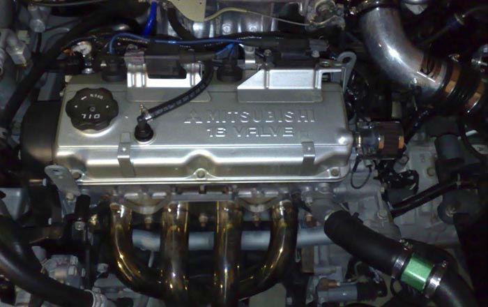 Mitsubishi 4g13 Engine Cylinder Head View Mitsubishi 4g13
