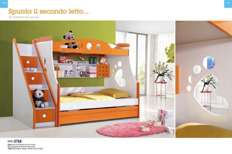 Fotos de literas para ninos dise os arquitect nicos - Literas para ninos espacios pequenos ...