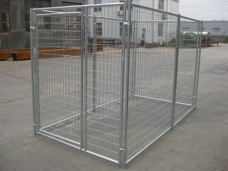 2mx2mx1.7m hot dip galvanized dog kennel