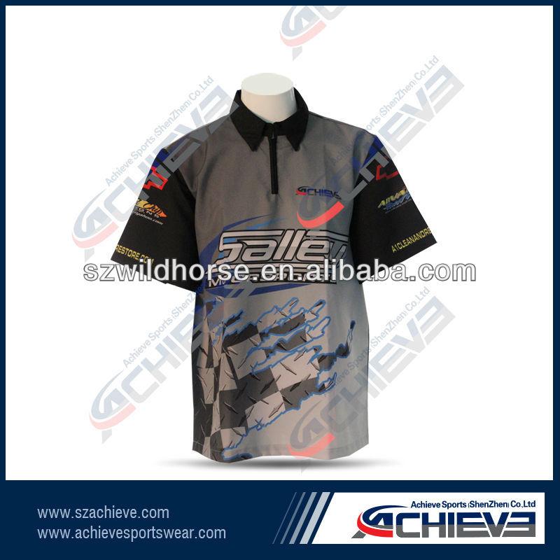 2013 newest design fashion motorcycle shirt