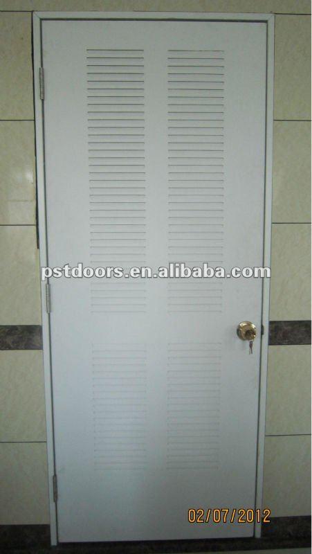 badkamer deur ventilatie, staal louvre deur, amerikaanse stijl, Badkamer