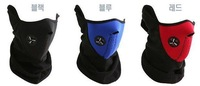 Free shipping 2012 hot sale snowboard ski warm face mask protectived neck warmer