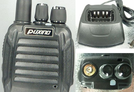 PX-V8 PUXING Mobile Radio