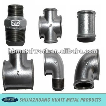 Best Prices Hot Dip Galvanized Malleable Iron Pipe Fitting