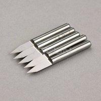 5 PCS/LOT 40 Degree 0.1mm PCB Engraving Bits V Shape Engraving Knife Tool CNC Router Bits Engraving Tool # 070166
