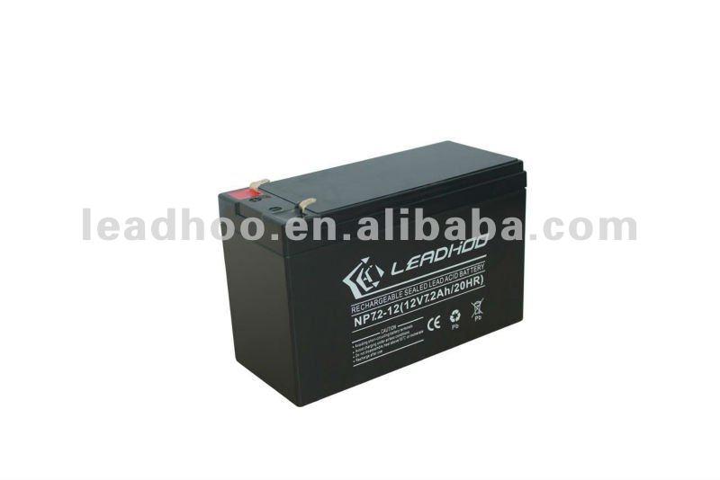 dry battery for ups 12v