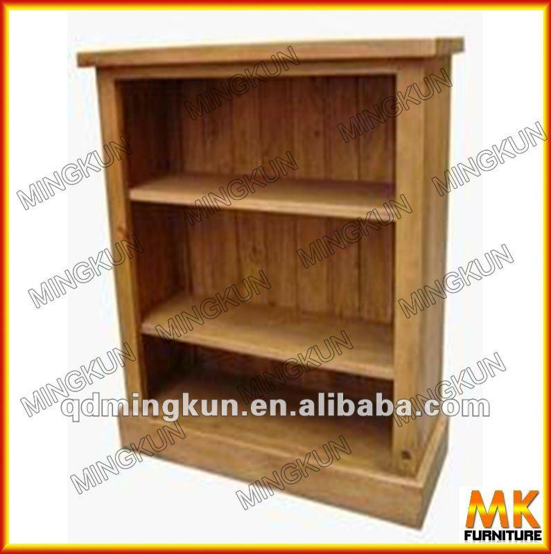 Muebles de sala de estudio/estantería de madera maciza armarios de ...