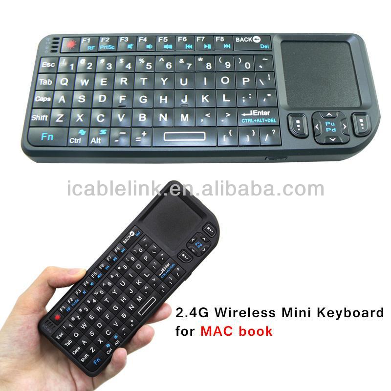 tv Remote With Keyboard Universal Smart tv Remote