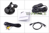 Автомобильный видеорегистратор 2013 NEW Full HD 1080P Car DVR Dash Cam Camera Camcorder Video Recorder with GPS G-Sensor Night Vision HDMI H.264