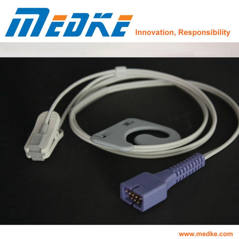 Pulse Oximax Spo2 Sensor Sensor,Nellcor Adult Ear Clip Sensor 1m ...