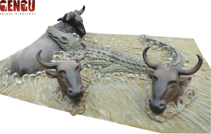 Animal park animated animatronic cattle (3).jpg