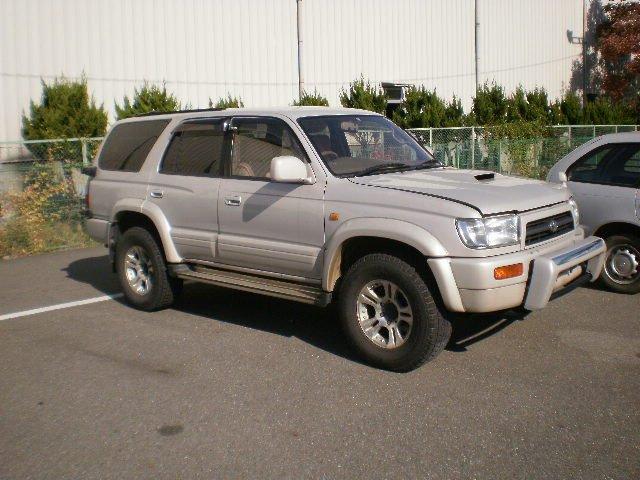 Toyota Hilux Surf KZN185W 1997 year