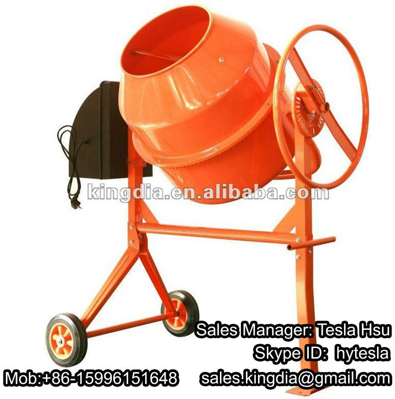 Concrete mixer 160L