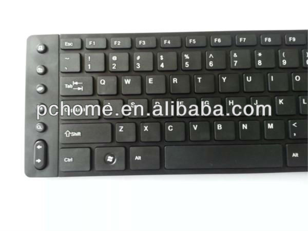Single standard wireless keyboard laptops