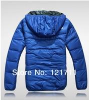 Мужской пуховик Men down jaket winter outdoor coat new arriving