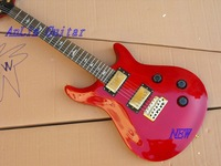 Гитара PRS Red Tiger Electric Guitar Hot 2011 in stock