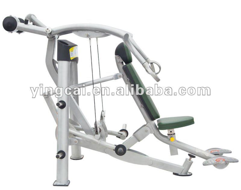 incline chest press machine