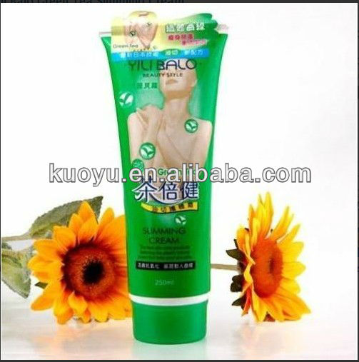 Yili balo green tea slimming cream