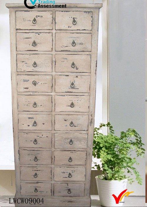 frankreich bauernhaus hohe schmale kommode holzschrank. Black Bedroom Furniture Sets. Home Design Ideas