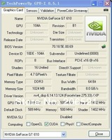 Nvidia Video Card Computer GT610 1G 1GB ddr3 PCIE OEM Games Free shipping airmail HK tracking code