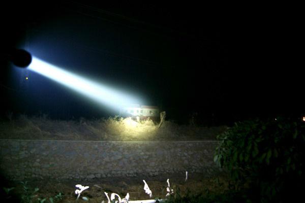 SupFire strong light flashlight X5 outdoor waterproof lights