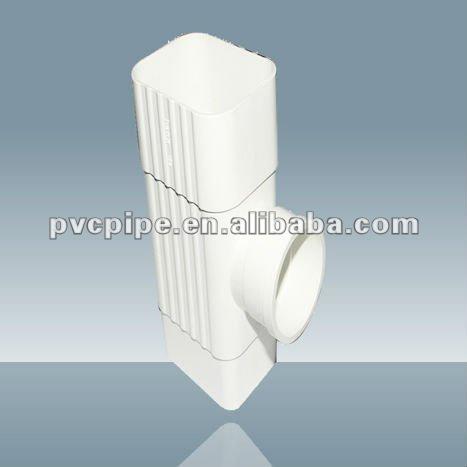 Descente pvc pipe