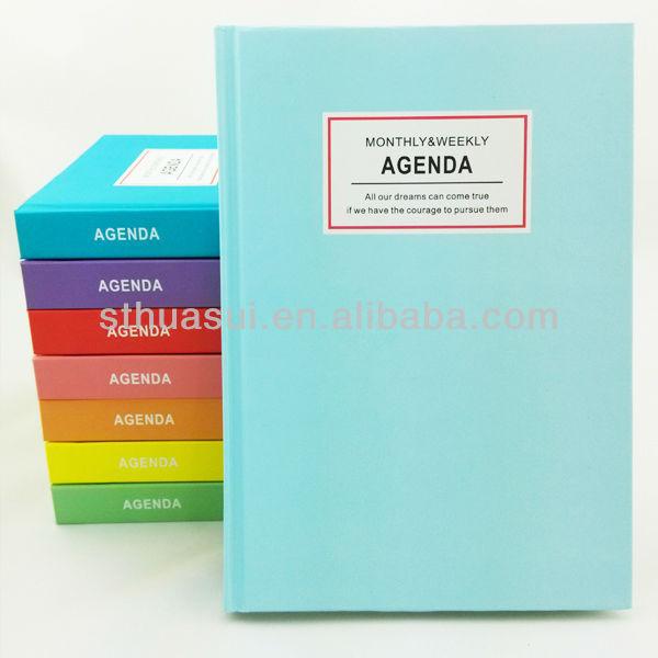children agenda & organizer planner 2015 agenda