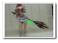 NEW 9'' ORCHID SEED LINEAGE II 1/7 ELF GIRL Second 2ND EDITION PVC Anime FIGURE