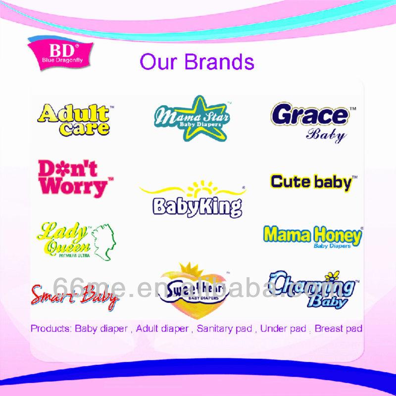 Famous Cheap Sweet Sleepy Babi Diapers for World