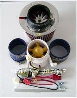Выхлопная система для мотоциклов Electric turbocharger 2 PCS per set
