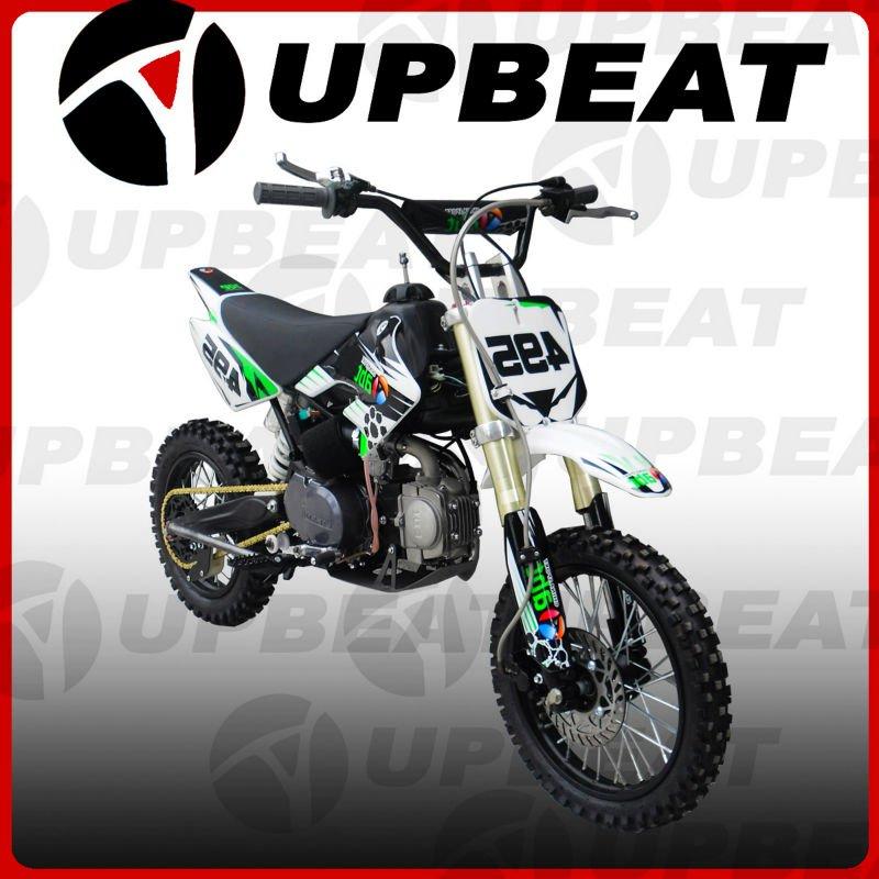 125cc pit bike kick start