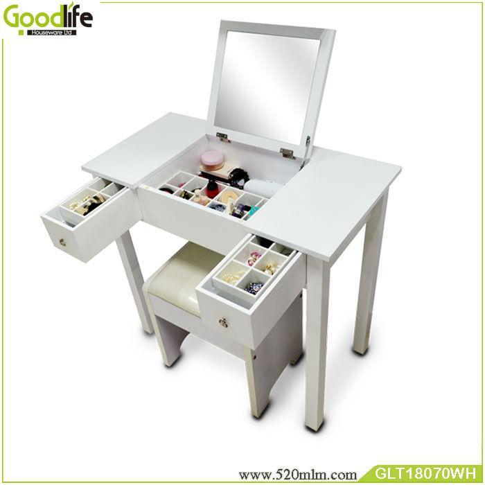 Modern Jewelry Organizer Makeup Vanity Table Mirror Buy
