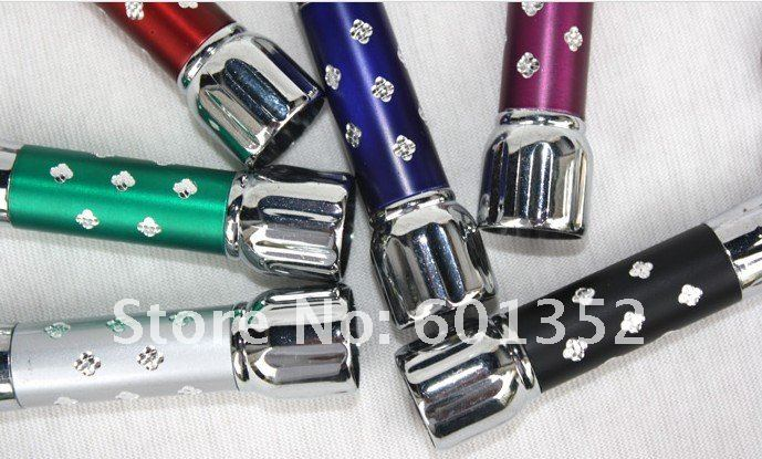 10pcs/lot Wholesale Free Shipping&Tracking Brand New Mini Pull Chargeable Flashlight/Torch