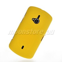 Чехол для для мобильных телефонов HARD RUBBER CASE COVER FOR SONY ERICSSON XPERIA LIVE WITH WALKMAN WT19I