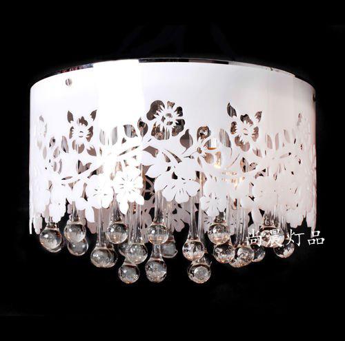 23 ano usine moderne de luxe italienne lustre en cristal - Como hacer lamparas de techo modernas ...