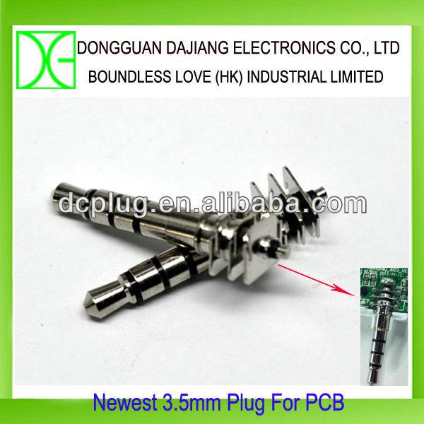 PCB to 3.5mm TRRS plug
