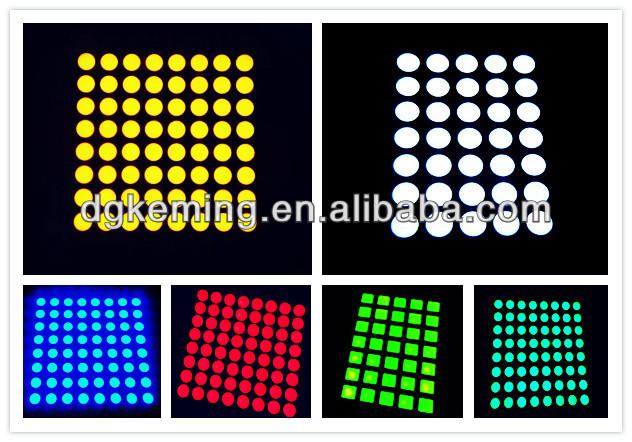 white led dot matrix module P2.5