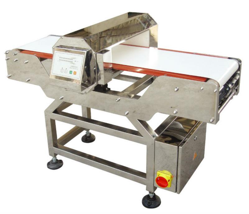 förderband detektor metall maschine made in china für die lebensmittelindustrie