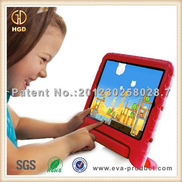 Wholesale Children Safe shockproof for EVA iPad case for kids