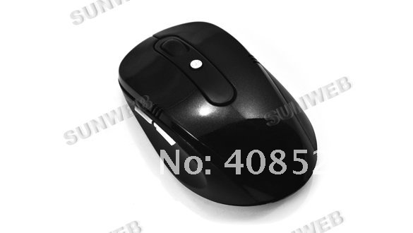 10m 2.4GHz Mini USB Optical Sensor Superior Wireless Mouse for PC/Laptop Four Colors Available 3128