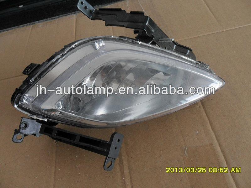 Hy Elantra 2012 Fog Lamp Light Oem 92202 3x010 L