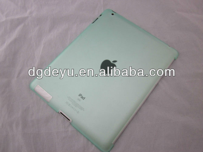 Clear Hard case for iPad 2 3