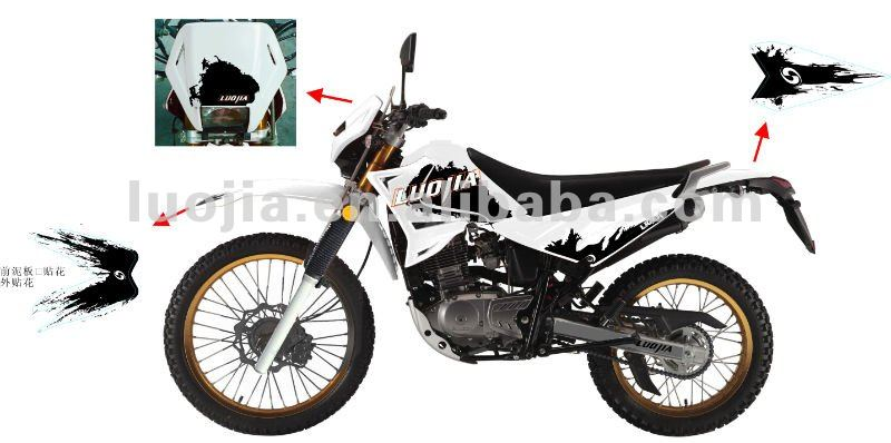 200cc dirt bike off road enduro motorcycle
