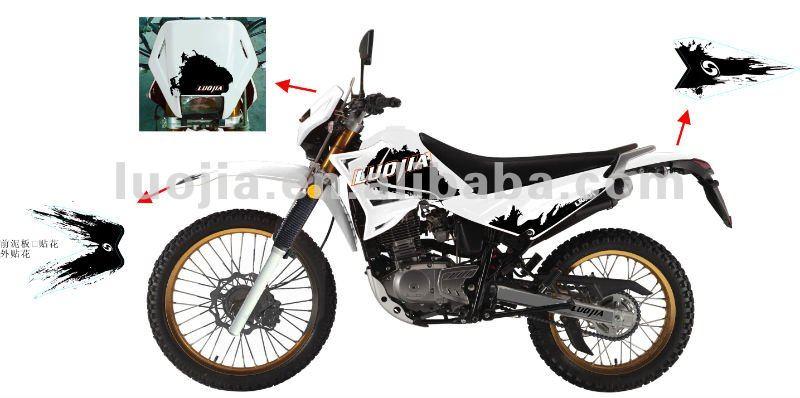 200cc dirt bike off road enduro motorcycle