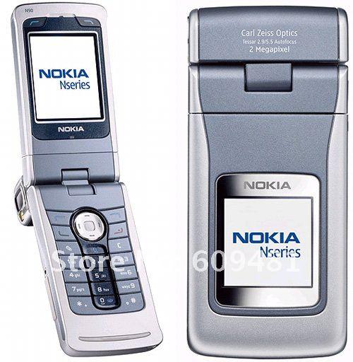 Rotatable nokia phones N90